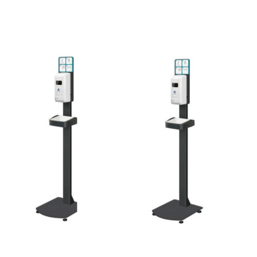 Dispenser Automatic Sensor Based Stand Mounted